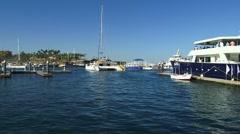 Cabo San Lucas Harbor 3 - stock footage