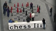 Stock Video Footage of Chess