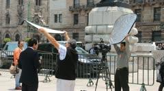 Media Stock Footage