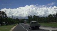Stock Video Footage of Traffic on highway, Sth Queensland Australia