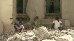 Haiti - stock footage