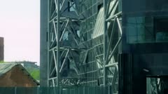 Generic office building. Stock Footage