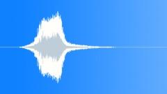 Human whoosh 3 - sound effect