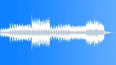 Progressing toward the future - stock music