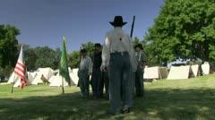 American Civil War Stock Footage