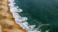 Beach Aerial I Stock Footage