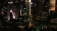 New York City Skyline HD721 Stock Footage