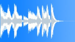 Positive Outlook (Stinger) - stock music