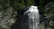 Stock Video Footage of Waterfall