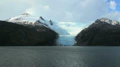 Patagonia Beagle Channel Glacier Alley s7c Stock Footage