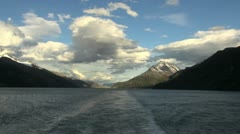 Patagonia Beagle Channel Glacier Alley s15b2 Stock Footage