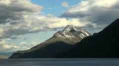 Patagonia Beagle Channel Glacier Alley s16 Stock Footage