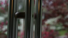 Wind Chimes Stock Footage