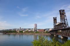 Portland, Oregon Stock Photos