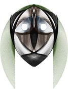 Wizard Shaman Mask.jpg - stock illustration