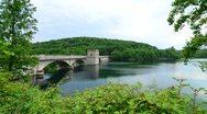 Reservoir Lake Stock Footage