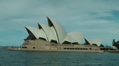 The Opera House Stock Footage
