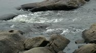 Stock Video Footage of rocky stream water - hd - 1920x1080