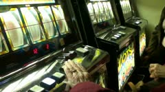 Slot Machine 1 Stock Footage
