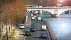 Expressway Stock Footage