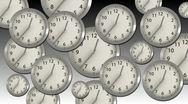 Time Flies - Clock 31 (HD) Stock Footage