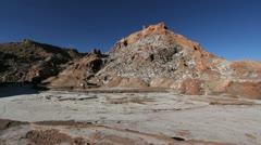 Atacama Valle de la Luna  Stock Footage