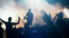 Concert Arena stage ( COLLECTION 14 + Series 7 ) - stock footage