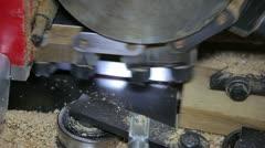 Woodworking Machine Stock Footage
