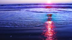 Sunset InfraRed #3 Stock Footage