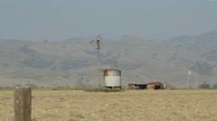 Windmill.mp4 Stock Footage