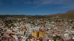 guanajuato mexico - stock footage
