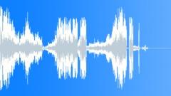 Robotic discharge Sound Effect