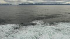 Tierra del Fuego tip Stock Footage