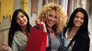 Shopping Fever Stock Footage