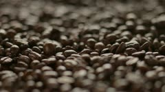 Coffee-beans Stock Footage