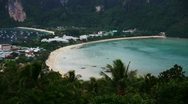 Stock Video Footage of PhiPhi Viewpoint 002