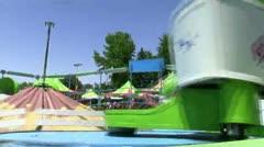 County fair Stock Footage
