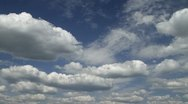 Stock Video Footage of clouds timelapse