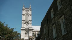 Westminster abbey Stock Footage