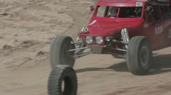 Rally Norra 3 Stock Footage