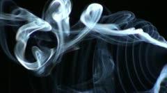REAL SMOKE Stock Footage
