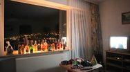 Austria Sunrise Room Time Lapse Stock Footage