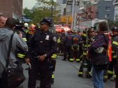 Stock Video Footage of Firefighters, Police, Disaster, Emergency