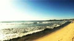 Los Cabos Beach Stock Footage