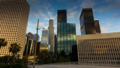 Los Angeles. Motion timelapse. Stock Footage
