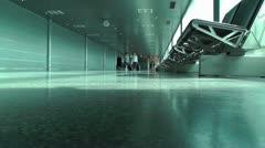 Helsinki Vantaa Airport 02 Stock Footage