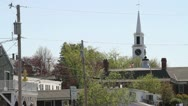 Stock Video Footage of Damariscotta, Maine