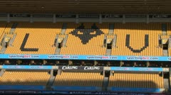 Wolverhampton Wanderers Molineux Stock Footage