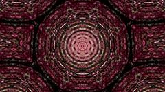 Motes Of Cosmic Origin Kaleidoscope Stock Footage