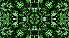 Kaleidoscope Multiverse Ball Theory Integration slower - stock footage